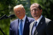 Azar Blames Deaths On WHO In Fiery Speech To World Health Assembly