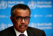 WHO holds a briefing on coronavirus as pandemic worsens in U.S.