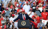 Trump campaign rallies led to 30,000 cases, Stanford researchers say