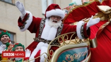 Covid-19: US pulls plan to give early vaccine to Santa Claus