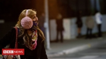 California's Covid curfew to begin as cases surge beyond past peak – BBC News
