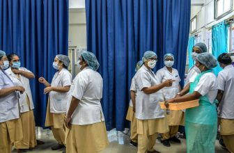 Covid-19 Live Updates: India Starts Vaccinating Its 1.3 Billion People