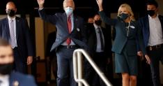 Biden casts ballot: US election live news | US & Canada
