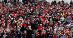 Trump rallies linked to thousands of COVID-19 cases, study finds | US & Canada