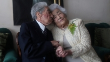 'World's oldest married couple' live in Ecuador, Guinness says