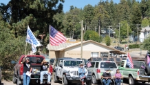 Freedom NM Rally held in Cloudcroft to protest public health orders