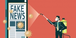 Bending the Curve of Fake Pandemic News by Philip N. Howard