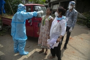 India records world's biggest single-day jump in virus cases | News