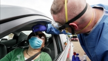 US coronavirus cases top 83,700 for 2nd day in row