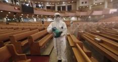 S. Korea imposes strict measures to stem spread