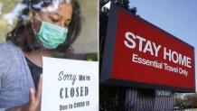 'Irreparable damage': WHO's coronavirus lockdown U-turn