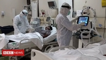 Coronavirus: Rumours, fear and rising Covid deaths in Pakistan
