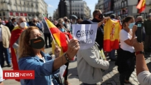 Coronavirus: Madrid at serious risk without tougher rules, minister warns