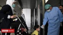Coronavirus: Syria government 'prepares for virus second wave'