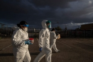 US sees surge as Americans tire of pandemic