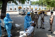 Coronavirus news live updates: India's Covid-19 toll crosses 1-lakh mark with 1,069 deaths in 24 hours; tally at 64.7 lakh