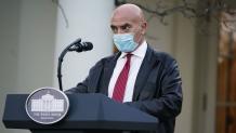 Moncef Slaoui Responds To Moderna's COVID-19 Vaccine News : Shots