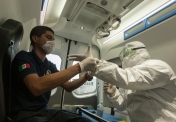 Mexico leads the world in health worker deaths from Covid-19