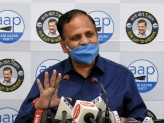 Coronavirus Live Updates: Spike in cases due to aggressive contact tracing & testing, says Delhi Health Minister