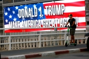 As COVID-19 roars back in U.S., Trump stages rallies in Arizona