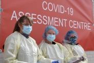 'It's been a long six months' battling pandemic at OSMH