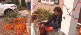 "Risky business? CDC considers trick or treating a ""higher risk activity"" this Halloween"