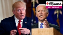 Trump vs Biden: How it affects the world
