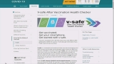 CDC launches 'v-safe' health checker tool to help COVID-19 vaccine recipients monitor, report side effects